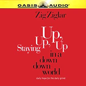 Staying Up, Up, Up in a Down, Down World Hörbuch