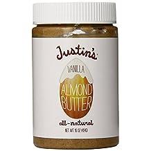 Justin's Vanilla Almond Butter, 16 Ounce