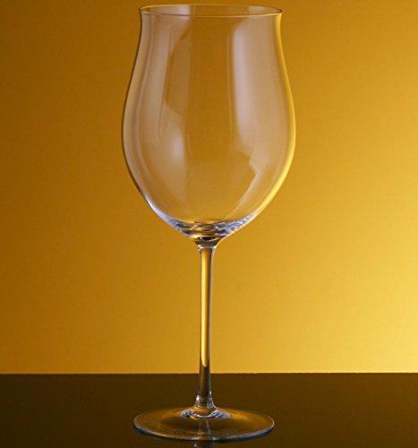 Bottega Del Crystal Vino (Bottega del Vino Rosso Burgunder Crystal Single Red Wine Glass)