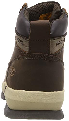 cafe Hautes Homme 39or009 By 320 Marron Baskets Gerli Dockers xqaHZUZ
