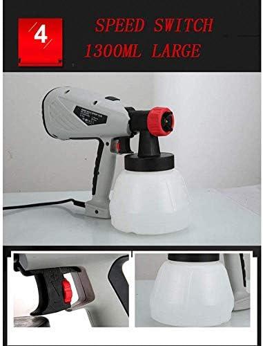 1.3mmの高い800Wモータおよび1300Mlじょうろ、家具のための適切な装備スプレー電気を、ペイント