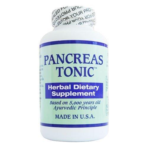 Pancreas Tonic (Ayurvedic Medicine for Diabetes) Pancreas-tonic by Made in USA