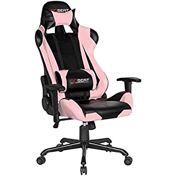 opseat master series pc gaming chair racing seat computer gaming desk chair pink