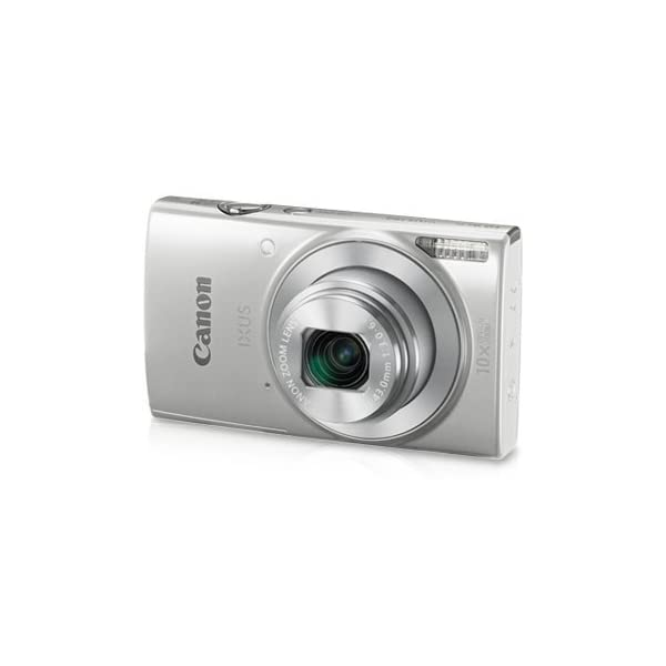 RetinaPix Canon IXUS 190 20MP Digital Camera with 10x Optical Zoom