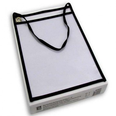 CLI41922 - C-line Shop Ticket Holder With Hanging Strap