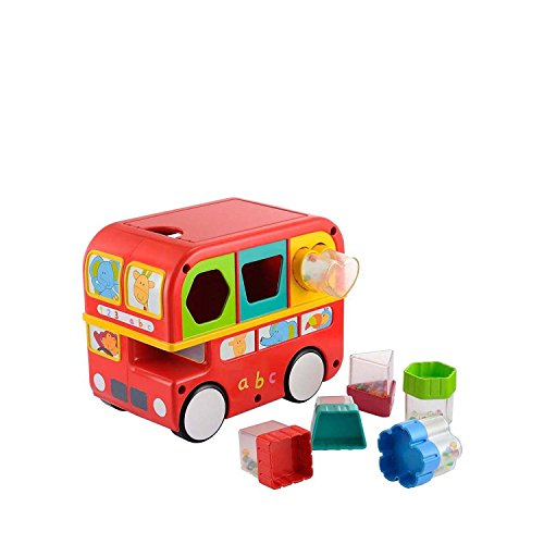 ELC - Shape Sorting Bus New - Shape Sorting Bus