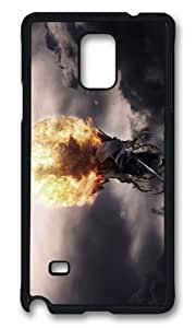 Adorable grim reaper fire ball Hard Case Protective Shell Cell Phone For Case Iphone 5/5S Cover