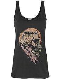 Amplified Metallica Sad But True Women's Vest