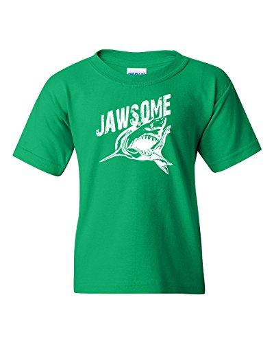 Jawsome YOUTH T-Shirt - Med Irish Green (ATA1198)