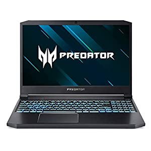 Acer Predator Triton 300 PT315-51 2019 15.6-inch Gaming Laptop (9th Gen Core i7 9750H/16GB/1TB HDD + 256GB SSD/Windows… - - Laptops4Review