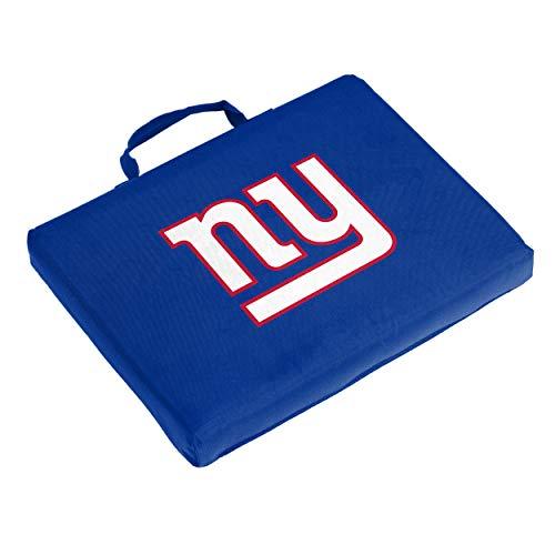 Logo Brands NFL New York Giants Bleacher Cushion, One Size, Multicolor