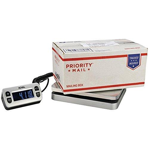 (Royal Consumer 39333P DG110 Digital Shipping Scale)