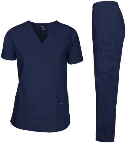 Dagacci Scrubs Medical Uniform Women product image