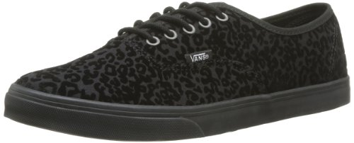 Authentic Authentic Cheetah Vans Vans Authentic Cheetah Black Black Vans Cheetah Black q6xg7Rwt