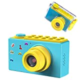 BlueFire Kids Digital Camera Mini 2 Inch Screen Children's Camera 8MP HD Digital