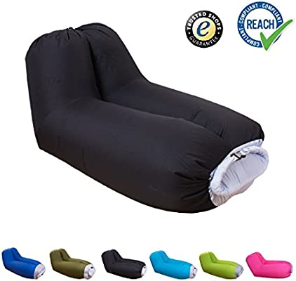 Sofá inflable reclinable de EGuenuss® reclinable con el ...