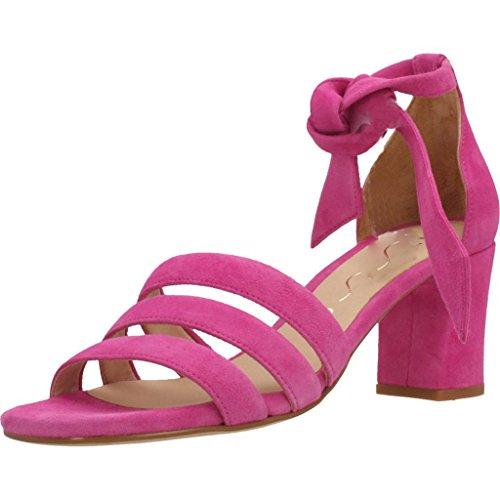 E Malca Le Colore Sandali Donne Donne Ks Modello Marca Per Rosa Infradito Unisa Rosa fwB5qPx
