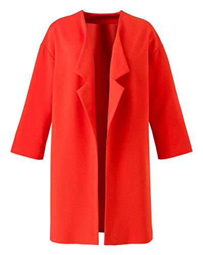 Tomato Be Longline Simply Bright Jacket Womens 1XawUq