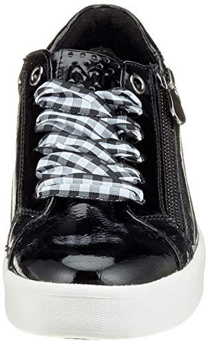 23741 Zapatillas Tozzi Patent 31 Negro Para Marco black 018 Mujer SOqx7nPF