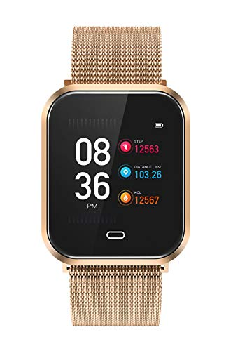 Fitness Tracker Waterproof Calorie Heart Rate Count