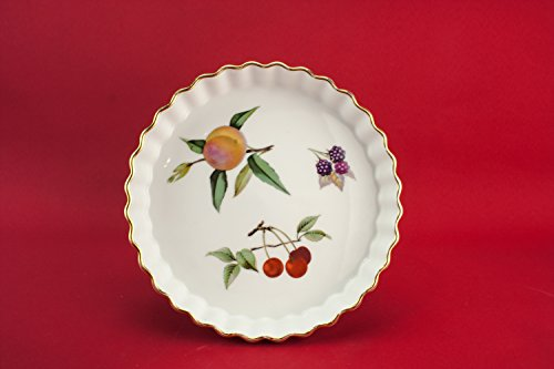 Stylish Retro Bone China Royal Worcester Fruit Vintage Serving DISH White Small Table Late 20th Century English (Halloween In Worcester)