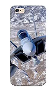Inthebeauty Durable Defender Case For Iphone 6 Plus Tpu Cover(boeing Ea18g Growler) Best Gift Choice
