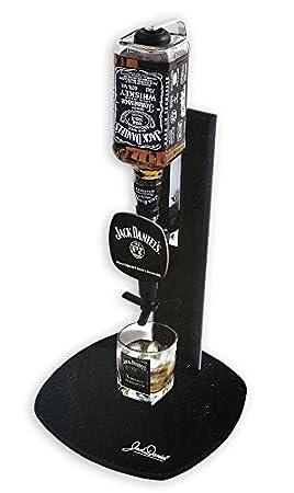 Jack Daniels - Soporte de botella con dispensador (47 ...