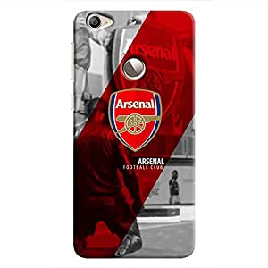 Cover It Up - Arsenal FC Le 1s Hard Case