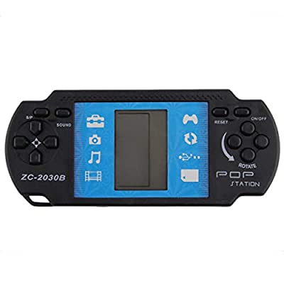 Heavensense Tetris Game Console Classical Game Players Portable Handheld Video Gaming for Kids Children: Home & Kitchen
