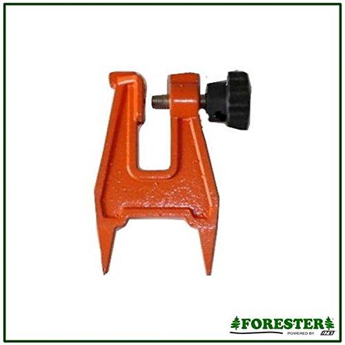 Forester Filing Stump Vise
