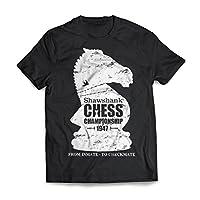 SHAWSHANK CHESS Shawshank Redemption T-Shirt