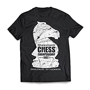SHAWSHANK CHESS Shawshank Redemption T-Shirt