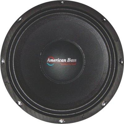 AB American Bass VFL10MR 10 500W Car Audio Midrange Drive...