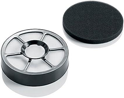 Severin MY 7105, Aspiradora multiciclónica de suelo sin bolsa, incluye cabezal para parquet y set de 3 accesorios, S´POWER non stop, argent y rojo: Amazon.es: Hogar