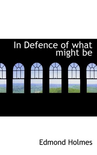 Download In Defence of what might be pdf