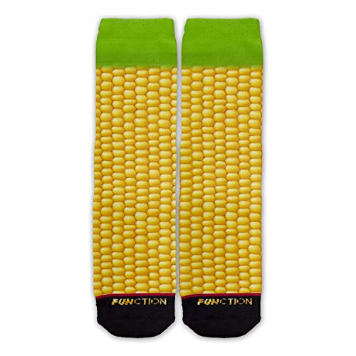 Candy Corn Gift - Function - Corn on the Cob Fashion Socks