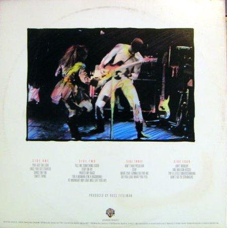 Rufus and Chaka Khan Live: Stompin' At The Savoy [2 Vinyl LP Set] [Stereo]