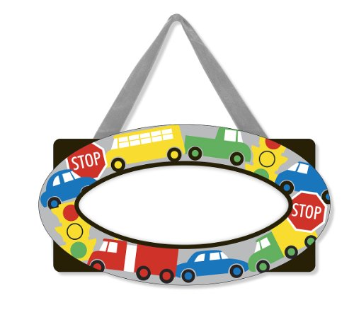 Vehicles Door Plaque Toys Baby Kids Games Doug Stop Sign