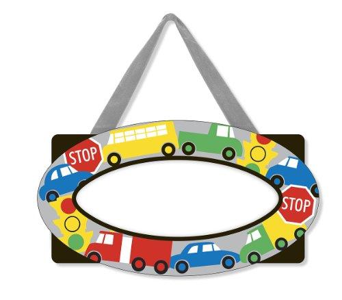 Vehicles Door Plaque Toys Baby Kids Games Doug Stop Sign