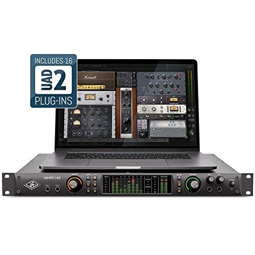- Universal Audio Apollo x6 Interface