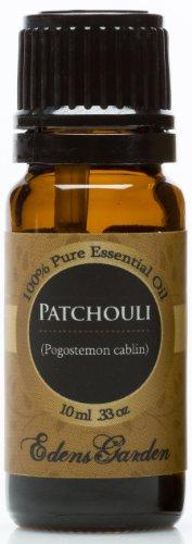 Пачули 100% Pure терапевтической степени чистоты Эфирное масло 10 мл