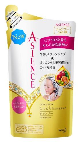 KAO Asience Moist Type Shampoo Refill