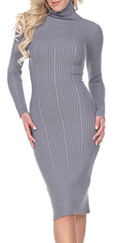 cashmere maxi dress - 5