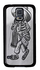 Rosesea Custom Personalized Borracho Custom Samsung Galaxy S5/Samsung S5 Case Cover Polycarbonate
