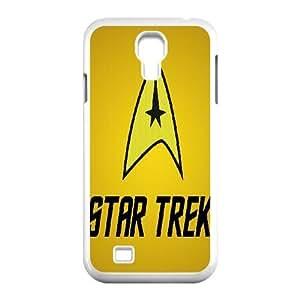 Samsung Galaxy S4 I9500 Phone Case White Star Trek F6455613