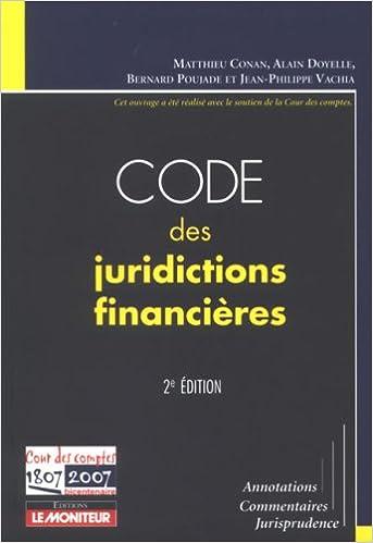 En ligne téléchargement gratuit Code des juridictions financières epub pdf