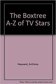 Book The Boxtree A-Z of TV Stars