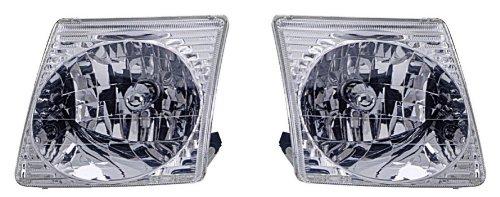 Ford Explorer Sport Headlight (FORD EXPLORER SPORT TRAC/SPORT PAIR HEADLIGHT 01-04/)