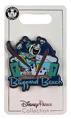 - WDW Trading Pin - Blizzard Beach - Mickey