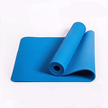 Olici MDRW-Amantes del Yoga Yoga Pilates Mat Alarga Espese ...